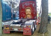 décoration camion