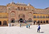 le fort d'Amber au Rajasthan