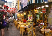 Singapour quartier chinois
