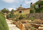 Puzzle villa en provence