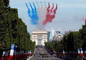 Paris 14 juillet 2017
