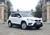 Nouvelle Seat Ateca 2017