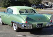 cadilac eldorado 1957