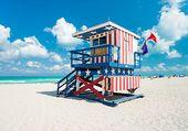 Puzzle la plage de Miami