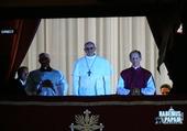 Pape élu mars 2013