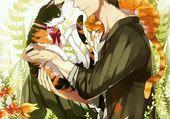 Makoto et les animaux