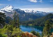 Lac & montagne
