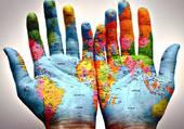 Le monde a portée de main