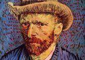 Puzzle Van Gogh portrait