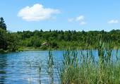 Puzzle Vue sur le lac
