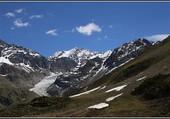 Puzzle La route des glaciers