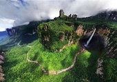 Cascade Angel Falls - Venezuela