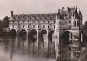 château de chenonceaux façade est