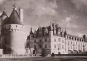 château de chnonceaux façade ouest