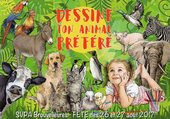 Puzzle la fête des animaux