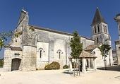 Eglise de Sireuil - Charente