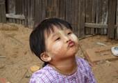 Petit garçon du Myanmar