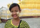 Puzzle Jeune fille birmane