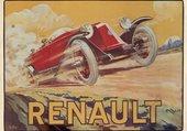 Puzzle Renault