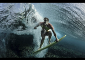 le surfeur Donovan Frankeinreiter