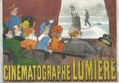 Affiche ancienne Cinématographe