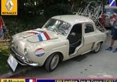 Renault Dauphine Tour de France