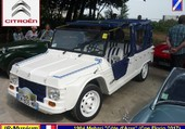 Citroën Méhari Côte d'Azur