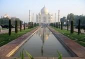 Le Taj Mahal Inde du Nord