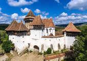 Viscri en Roumanie