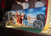 Puzzle Theatre d'ombres