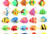 Puzzle poissons