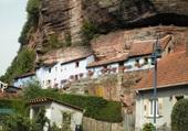 Puzzle Maisons des rochers de Graufthal