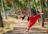 du yoga en inde