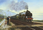 Locomotive class Lord Nelson 4-6-0