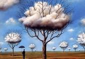 Puzzle Olbinski, temps nuageux