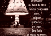 L'amour c !