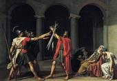le serment des Horaces (1784)
