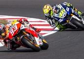 M.Marquez et V.Rossi