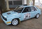 R11 en rallye moderne