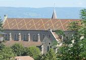 L'EGLISE DE  ST-ETIENNE-DE-SAINT-GEOIRS