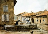 village lorrain