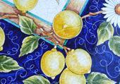 Céramique aux citrons