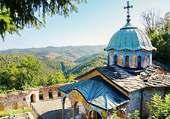 Le monastére de Sokolski en Bulgarie