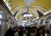 Puzzle Métro à Moscou