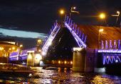 St Pétersbourg Pont de Palais