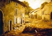 village en lorraine