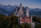 Allemagne - Château en Bavière