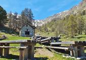 chapelle des Seyères -