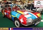 Citroën GS Europe