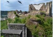 le vieux château d'Épinal